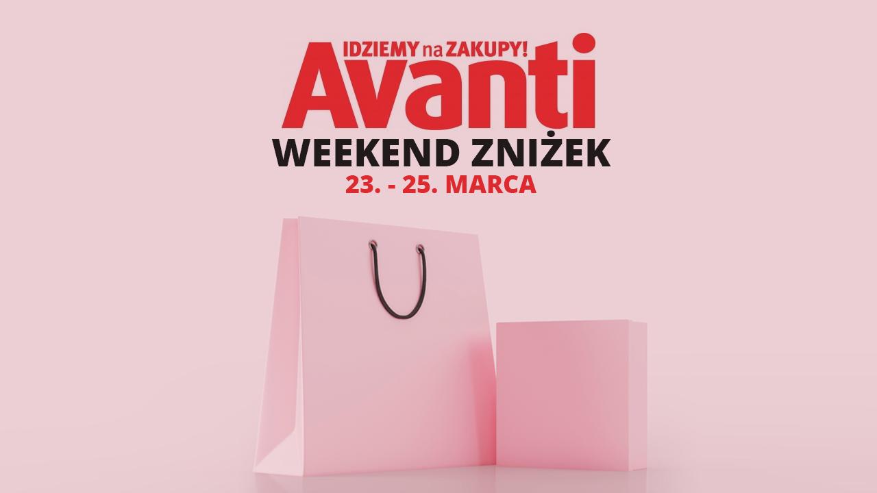 b22a0ef902480 Weekend Zniżek Avanti - lista kuponów i zniżek | Tipli
