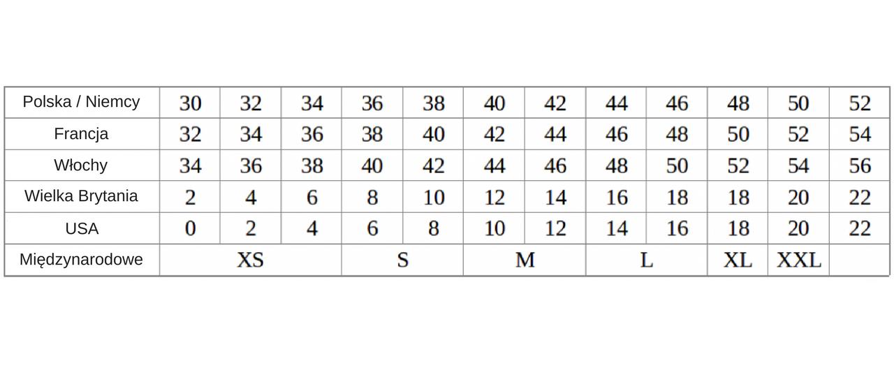 e0ceb82ab4 AliExpress - rozmiary